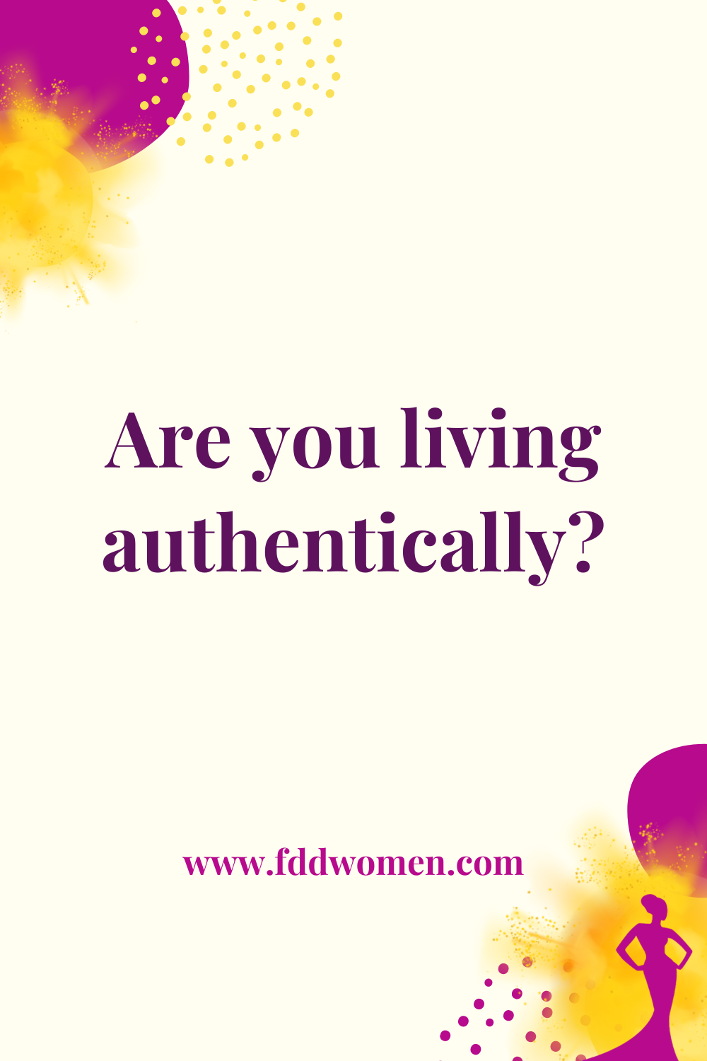 Are you showing your true, authentic self when you engage with people? #happiness #relationships #liveauthentically #Festadelladonna #Liveyourlife