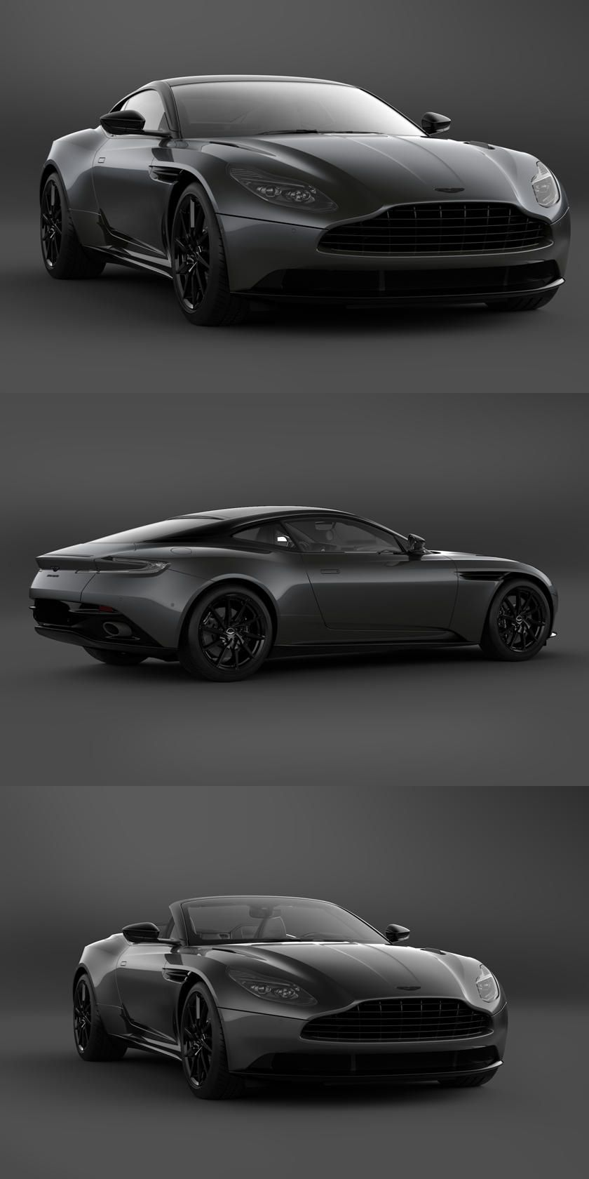 2021 Aston Martin Db11 Shadow Edition Limited To 300 Examples Aston Martin S New Stylish Special Edition Db11 Super Luxury Cars Aston Martin Db11 Aston Martin