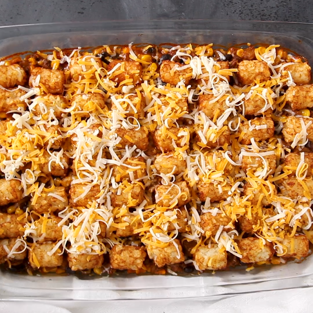 Tater Tot Casserole images