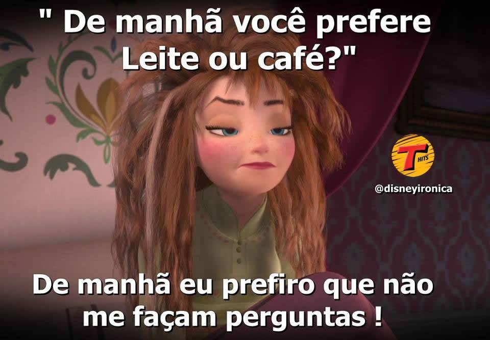 O Que é Good Morning Everyone Em Portugues : Tirinhas engraçadas para facebook da disney pesquisa