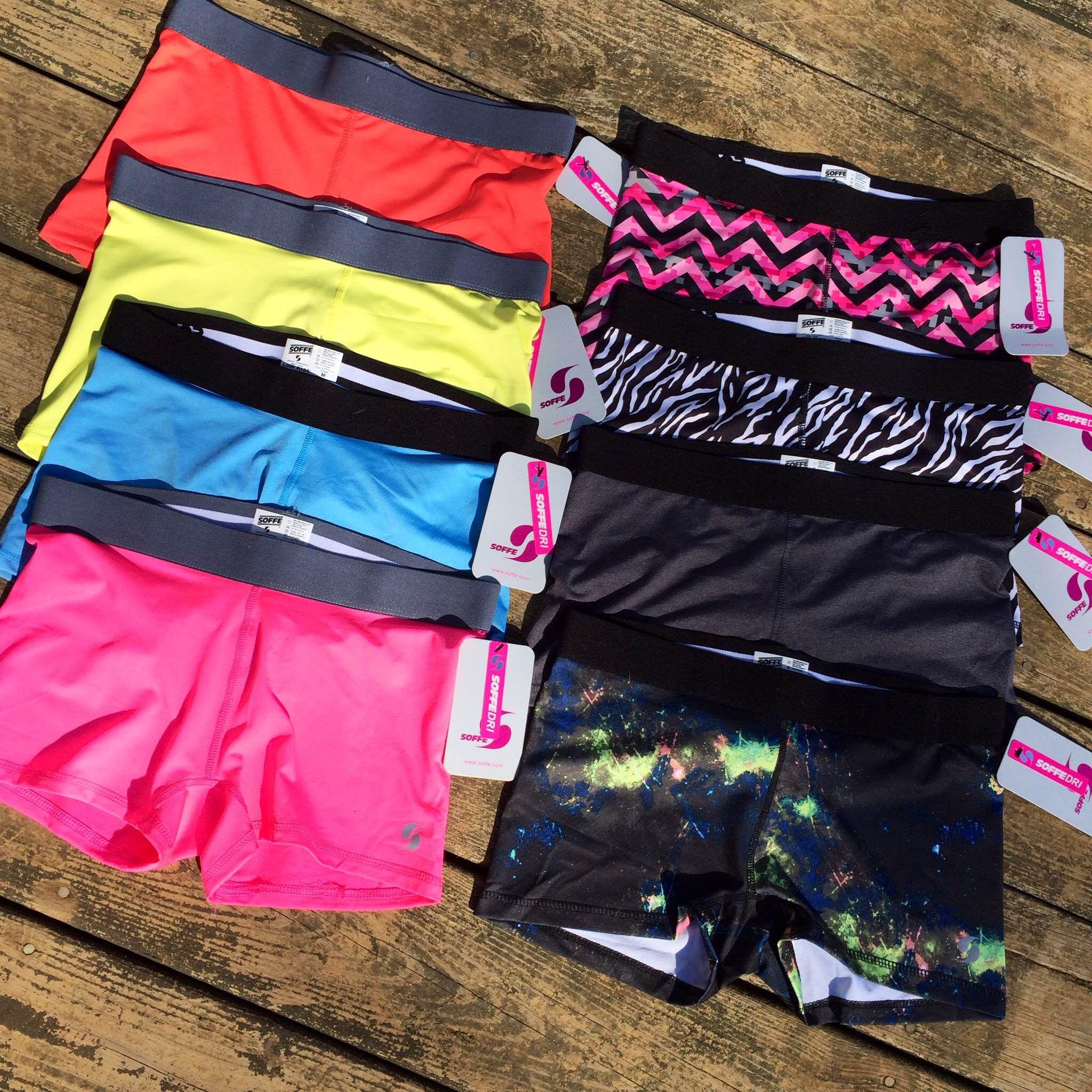 Kira Girl Cheer Practice Shorts Youth Running Shorts