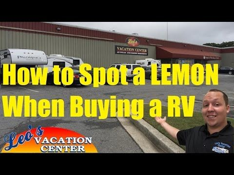 The Best Way to Avoid Buying a Defective RV AxleAddict