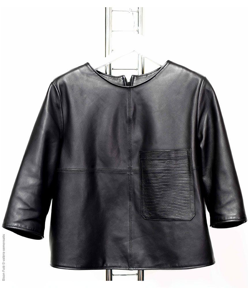 Bison Cuir - Fabricants cuirs et peaux, magasin de vêtements à Paris (75)