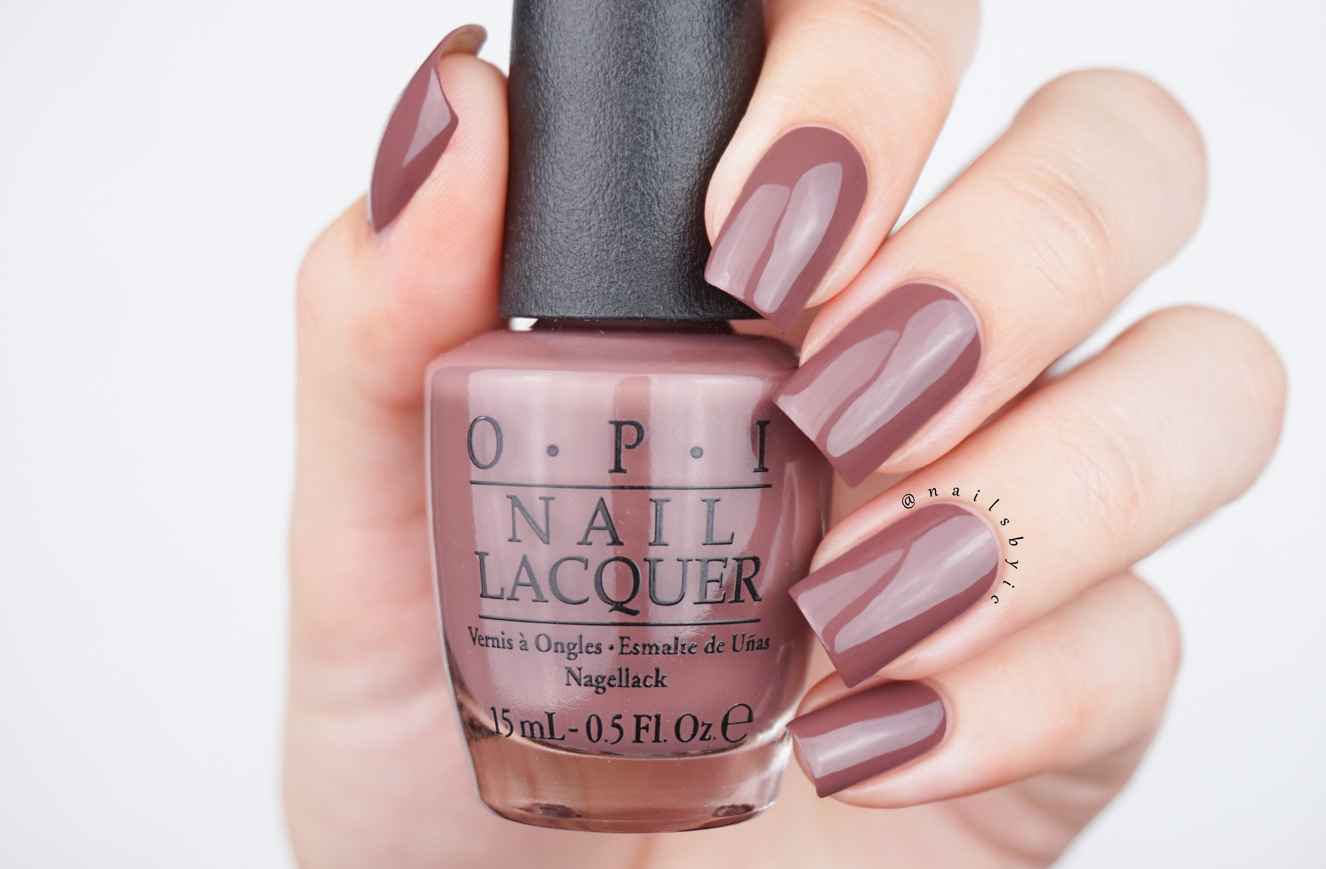 Squeaker of the House from the OPI Washington DC fall/winter 2016 ...