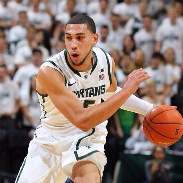 Denzel Valentine; Michigan State Spartans Basketball