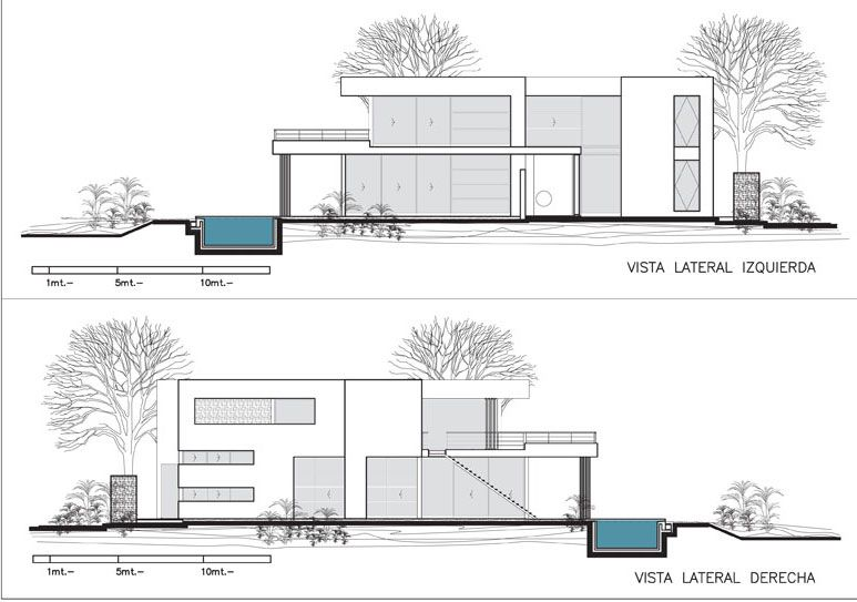 Agua House by Barrionuevo Sierchuk Arquitectas Architecture - fresh blueprint architects cape town