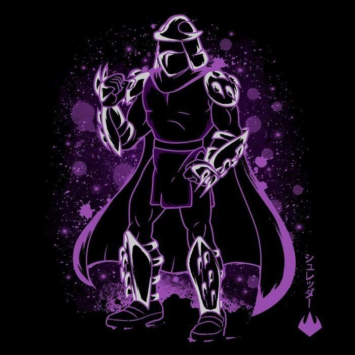 The Shredder - Hoodie
