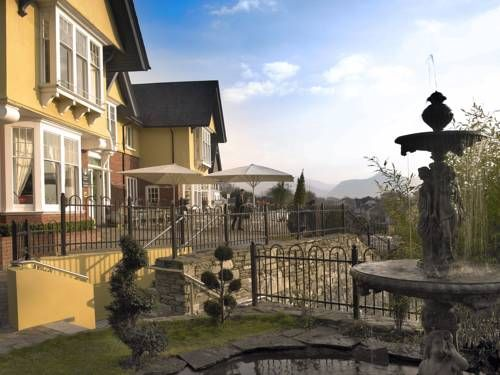 Killarney Randles Hotel Killarney With Panoramic Views Of The Kerry