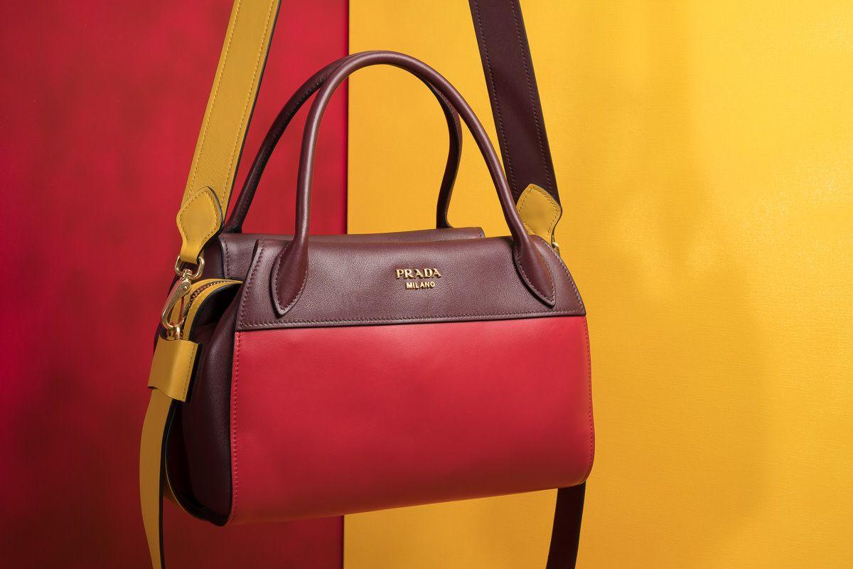 77e42da96c56 Introducing Prada Ribbon Bags - PurseBlog Bago, Diaper Bag, Bowling, Prada,  Changing
