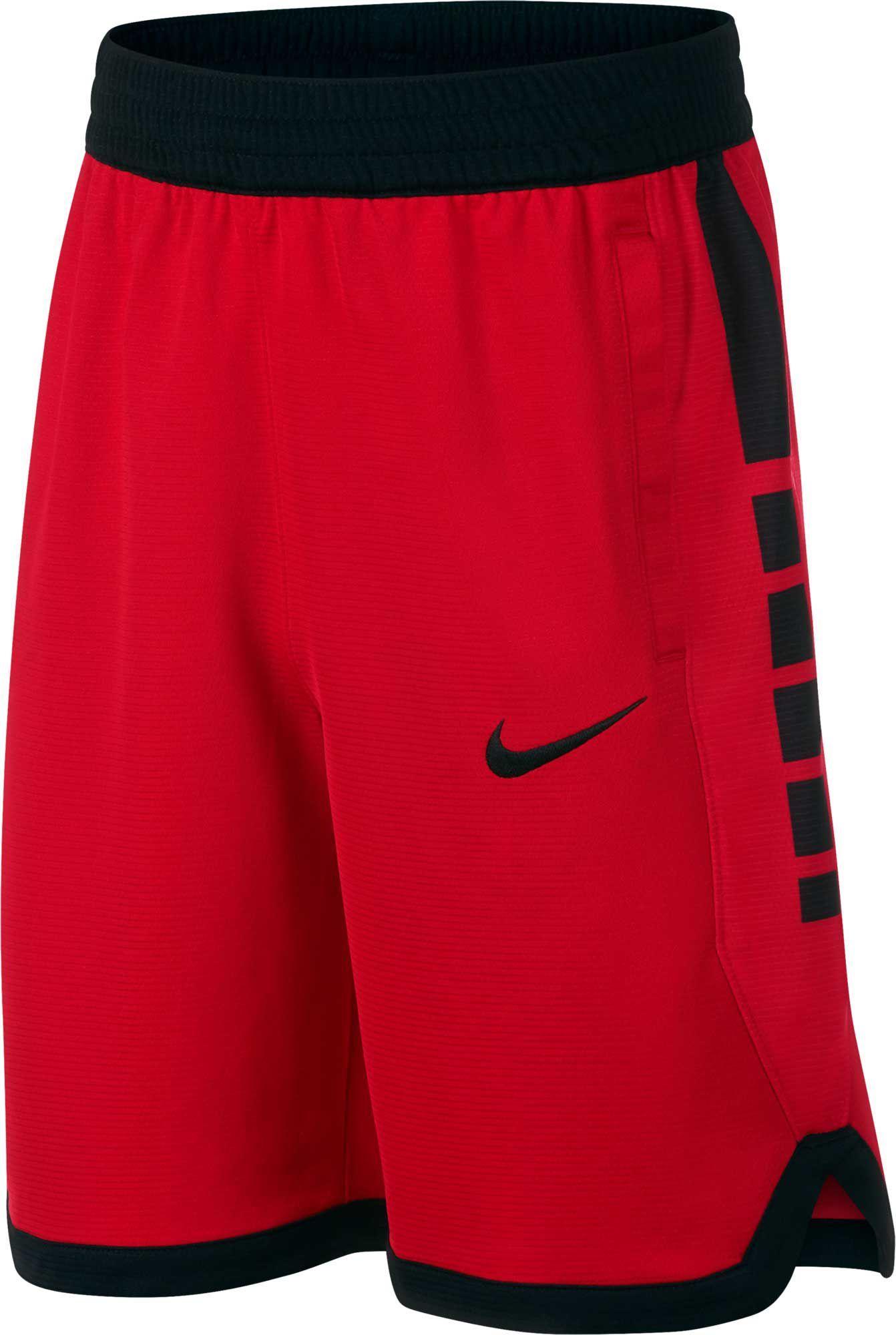 Nike Boys Dri Fit Elite Stripe Basketball Shorts In 2020 Basketball Shorts Fashion Basketball Clothes