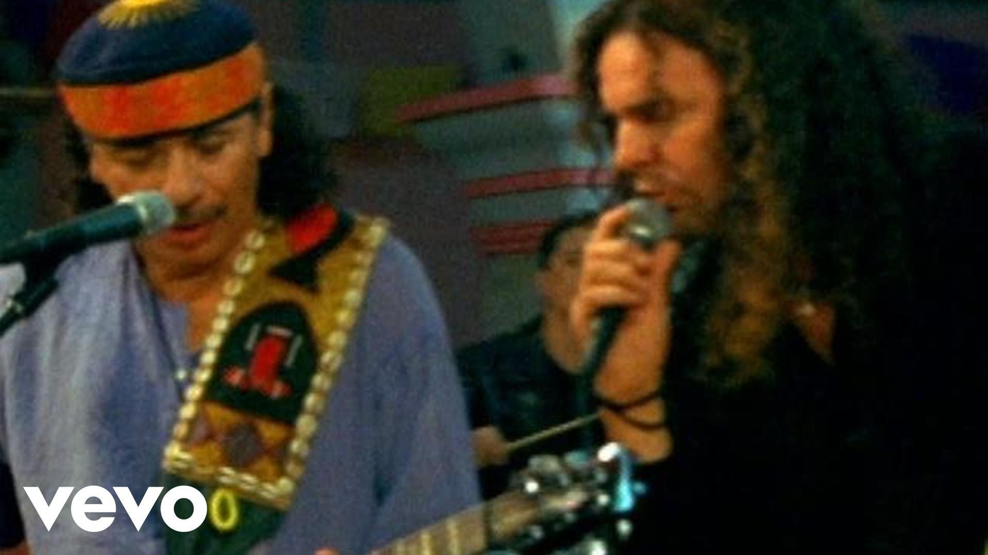 Santana Corazon Espinado Ft Mana Musica Variada Musica Videos De Musica