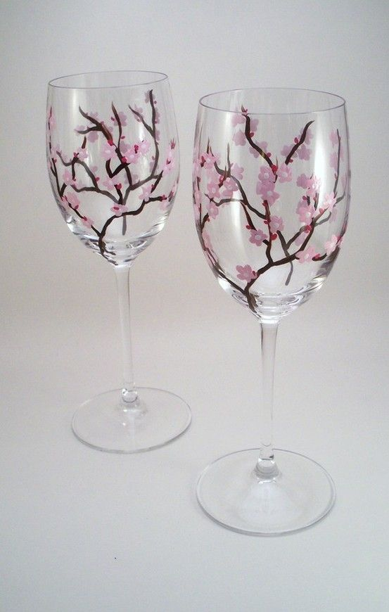 Wine Glass Painting Ideas For Beginners Hand Painted Wine Glasses Painted Wine Glass Painted Wine Glasses