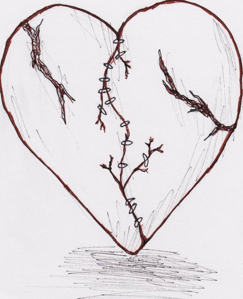 Cool Drawing Ideas Easy Cool Drawings Ideas Hearts Decoration