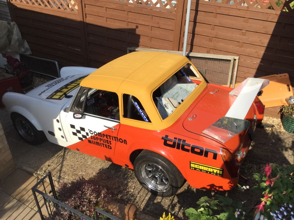 Just a few mods on this Midget race car, see #MG | Old Brits ...