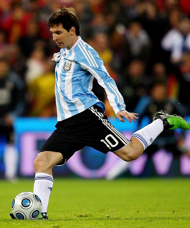 Foot Ball Player Lionel Messi World Cup 2010 Football Gallery Lionel Messi Messi Lionel
