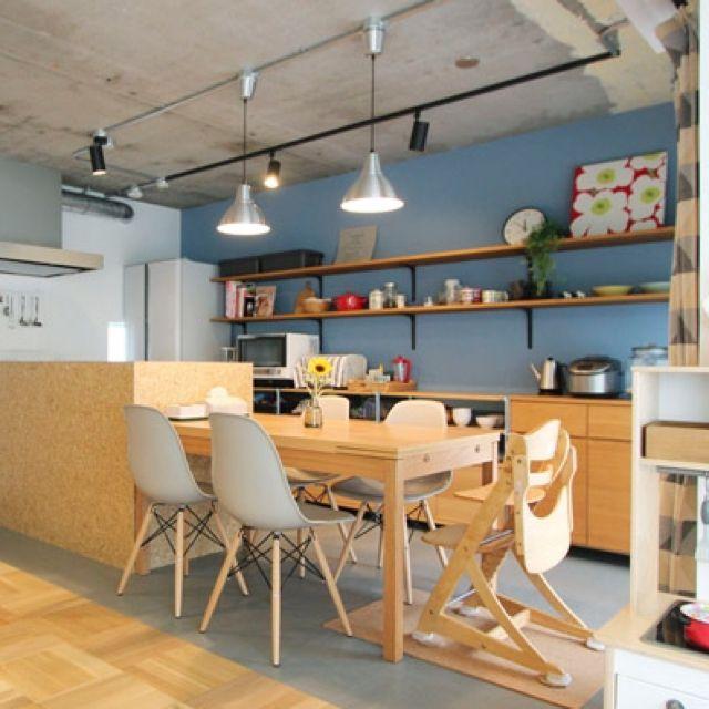 キッチン Ikea 無印良品 北欧 リノベーション などのインテリア実例 2016 08 29 09 08 55 Roomclip ルームクリップ