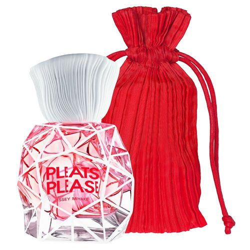 Pleats Please L'Eau is a brand new collection to feminine