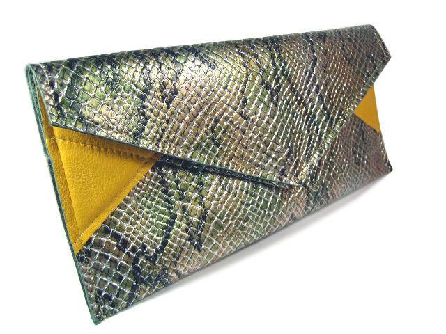 """Briefumschlagtasche """"Judy"""" von AnnaBelle®-Bags auf DaWanda.com"""