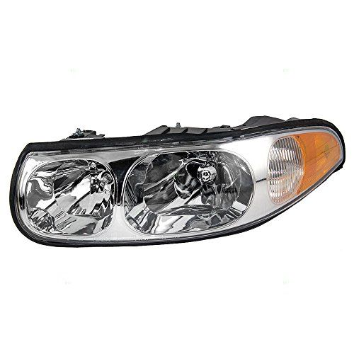 Drivers Headlight Headlamp Replacement For Buick 19245377 Read More Reviews Of The Product By Visiting The Link On The Imag Buick Lesabre Headlamp High Beam