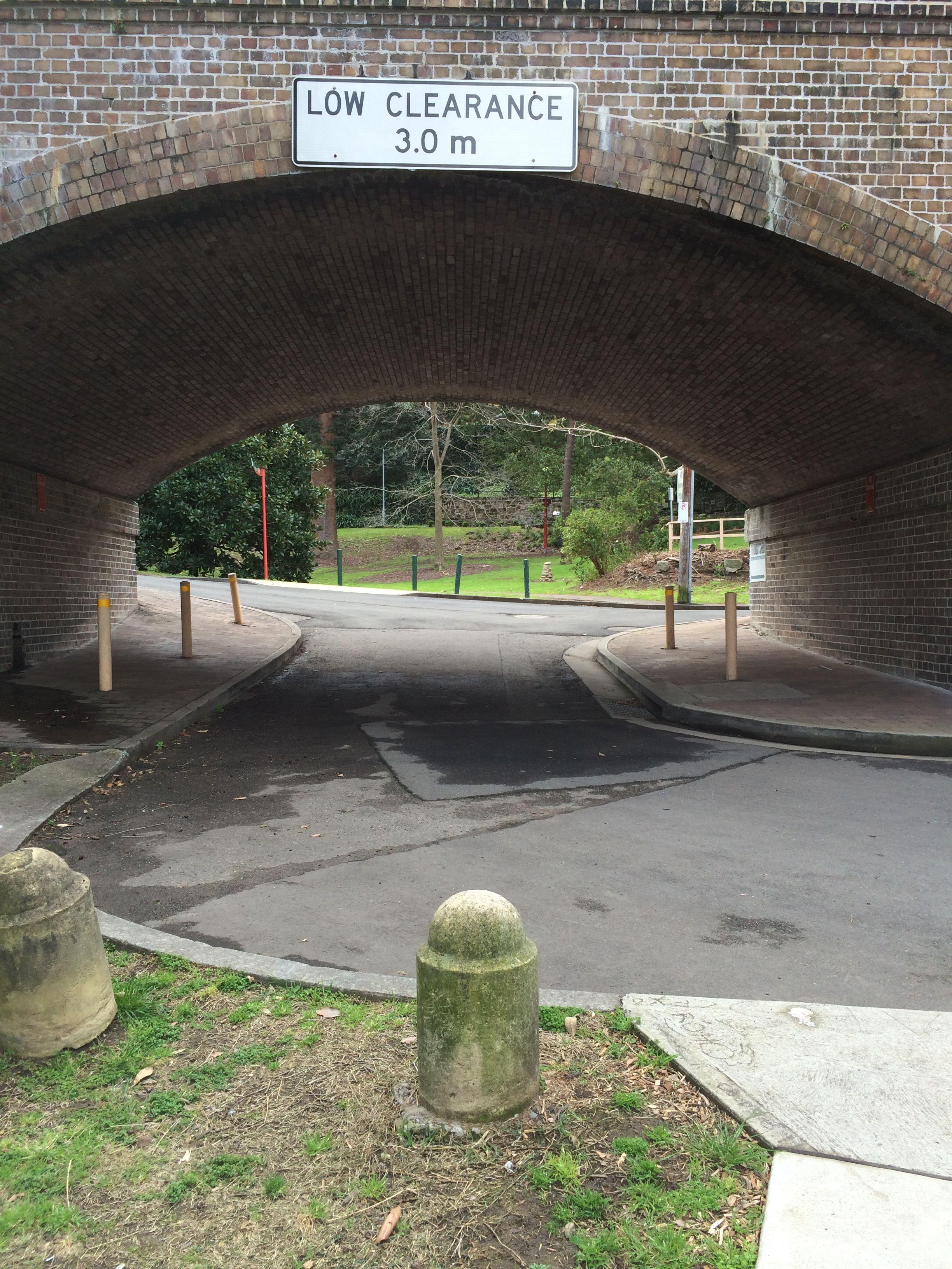 Railway Bridge between Watt and Quiberie
