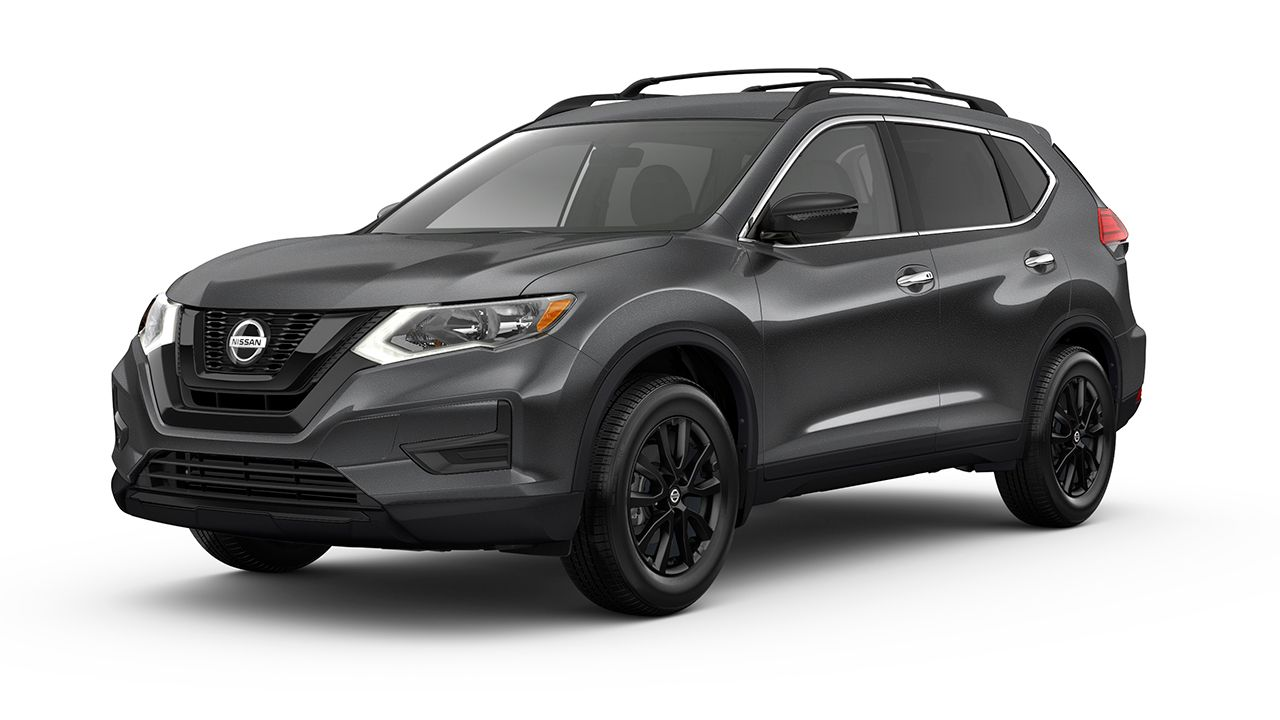 New 2018 Nissan Rogue SV SUV Body Style SUV Model Code