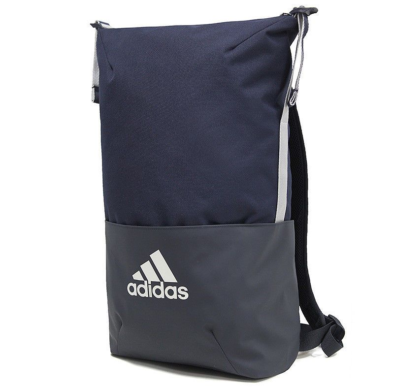 8a2de2eeb1ef adidas ZNE Core Backpack Bag School Soccer Hiking Cycling Casual Navy NWT  DT5084  adidas  Backpacks