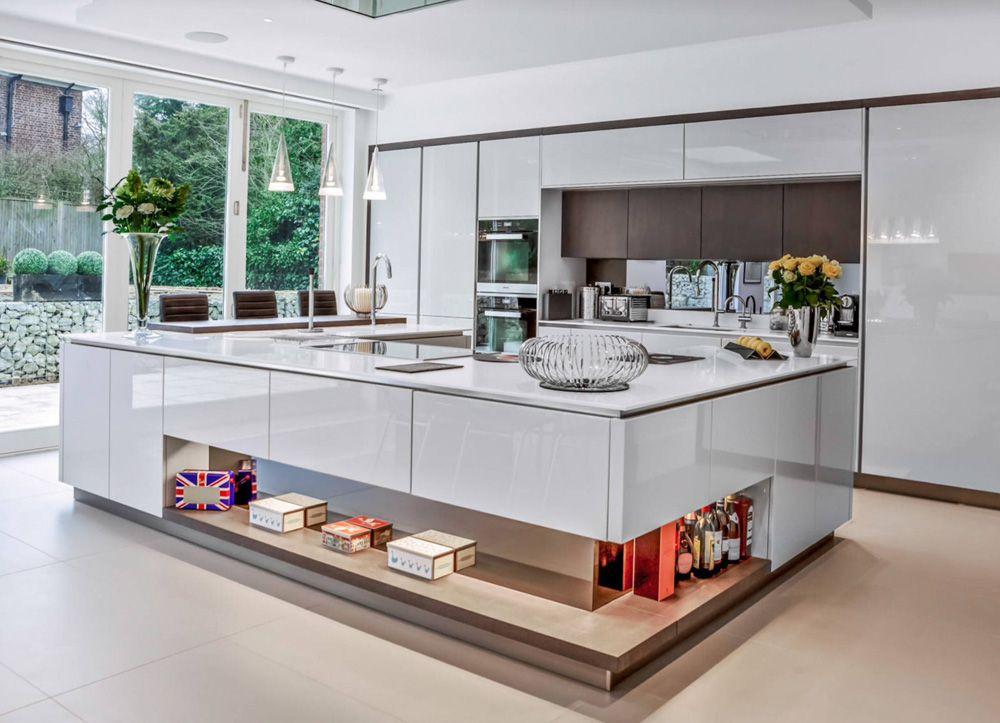 Low Cost Designer Look Kitchens Uk