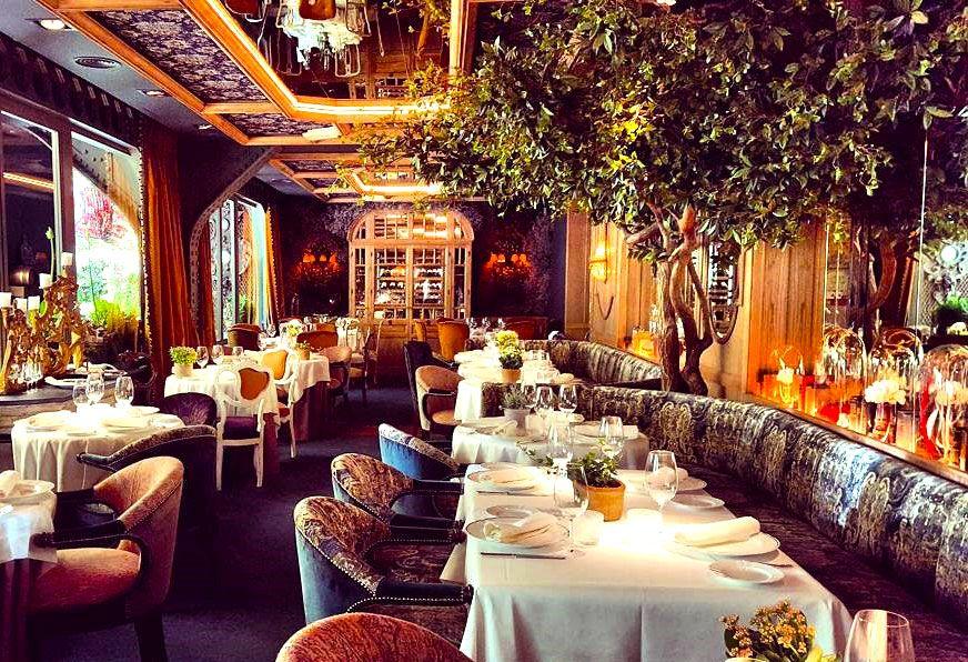 Numa Pompilio Restaurantes Restaurantes Madrid Terraza