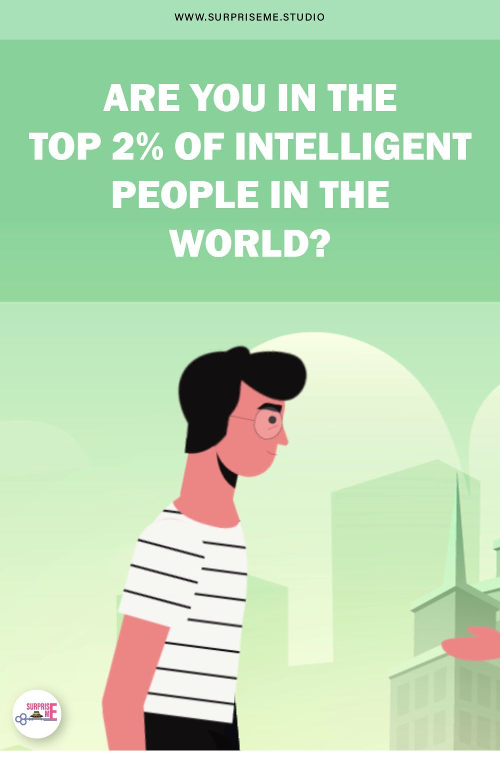 Are You in the Top 2 of Intelligent People in the World