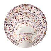 Gien France Colette Dinnerware