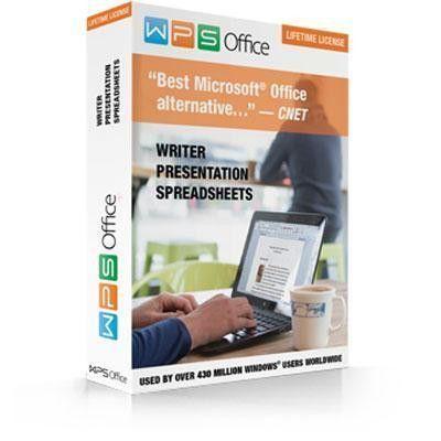 Kingsoft Office Software Inc Wps Office Lifetime Retail Box