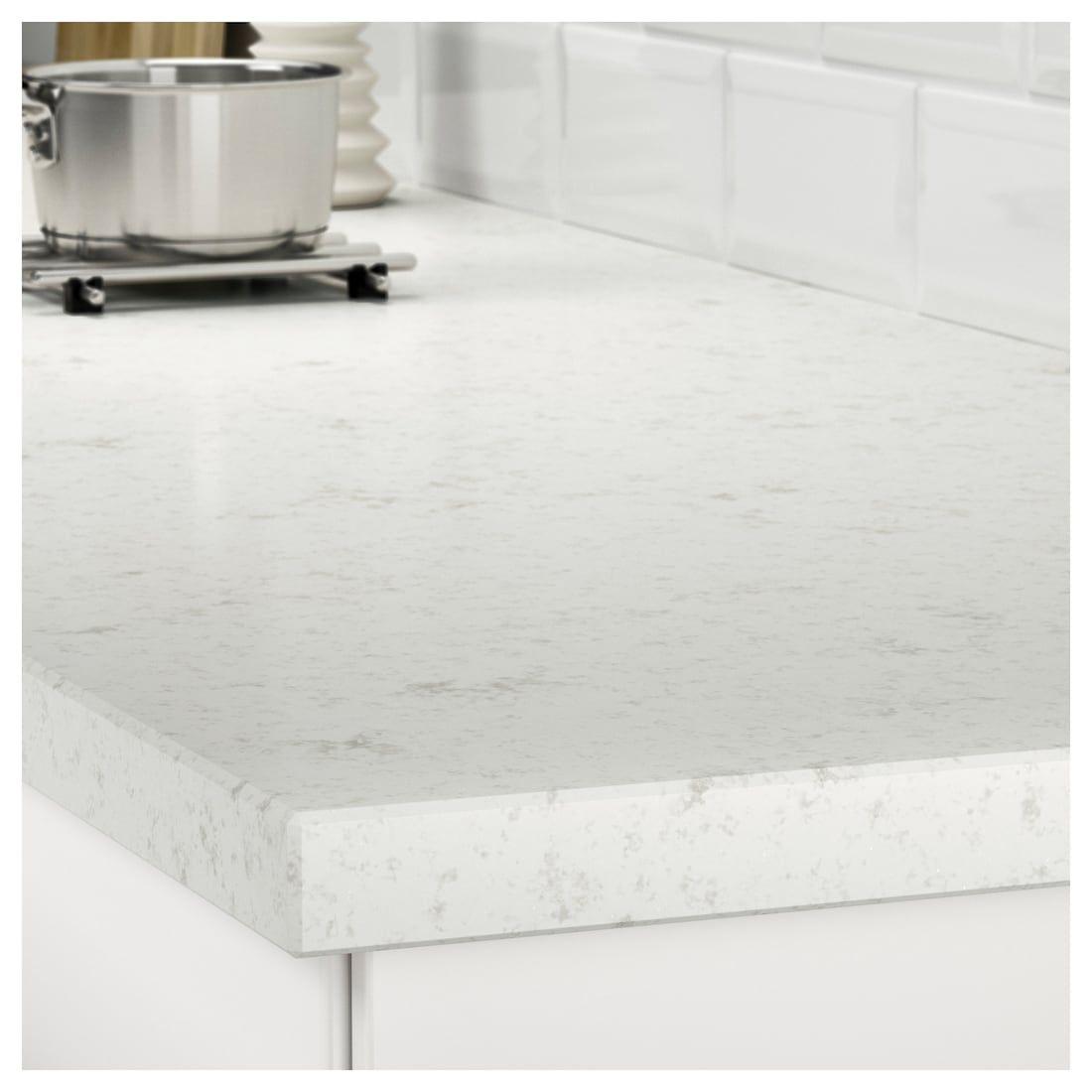 oxsten vit marmor