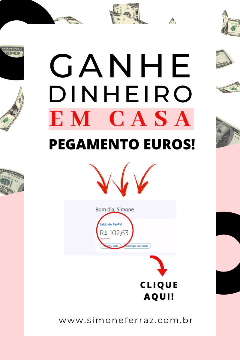 GANHE DINHEIRO EM CASA NESSE SITE E RECEBA O SEU P...
