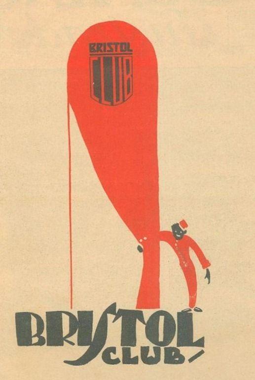 Bristol Club, Lisboa, 1928.