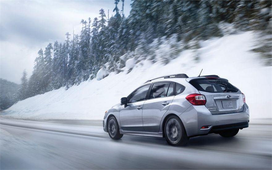 Subaru Impreza hatchback Subaru impreza, Impreza, Subaru