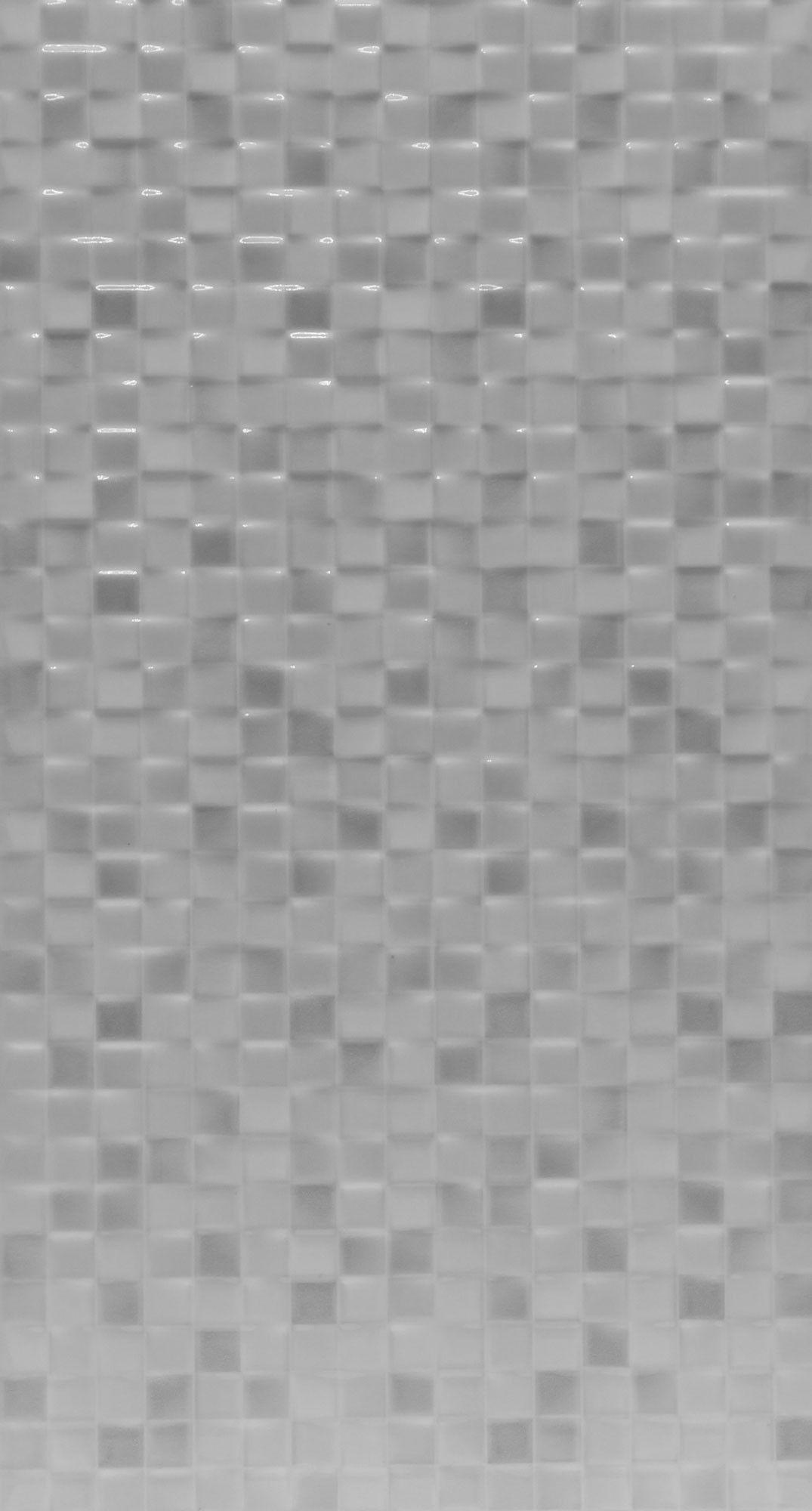 Dedeman Faianta baie Trend alba lucioasa 25 x 50 cm