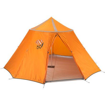 Mountain Hardwear Hoopster Tent 6
