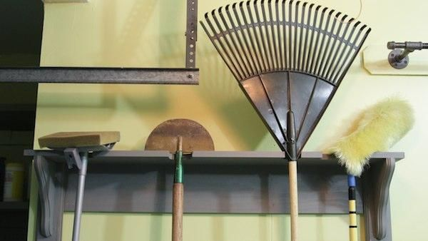 Keeping All Your Mops, Brooms, Cleaning And Garden Tools Organized Can Be  Tough,