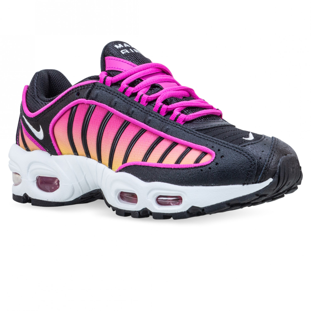 Nike AIR MAX TAILWIND IV WOMENS Black/White/Fire Pink
