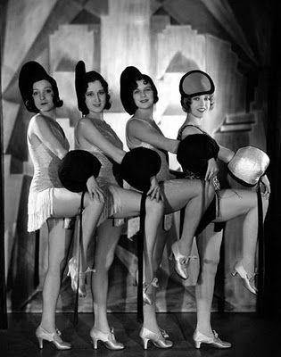 Showgirls…………..