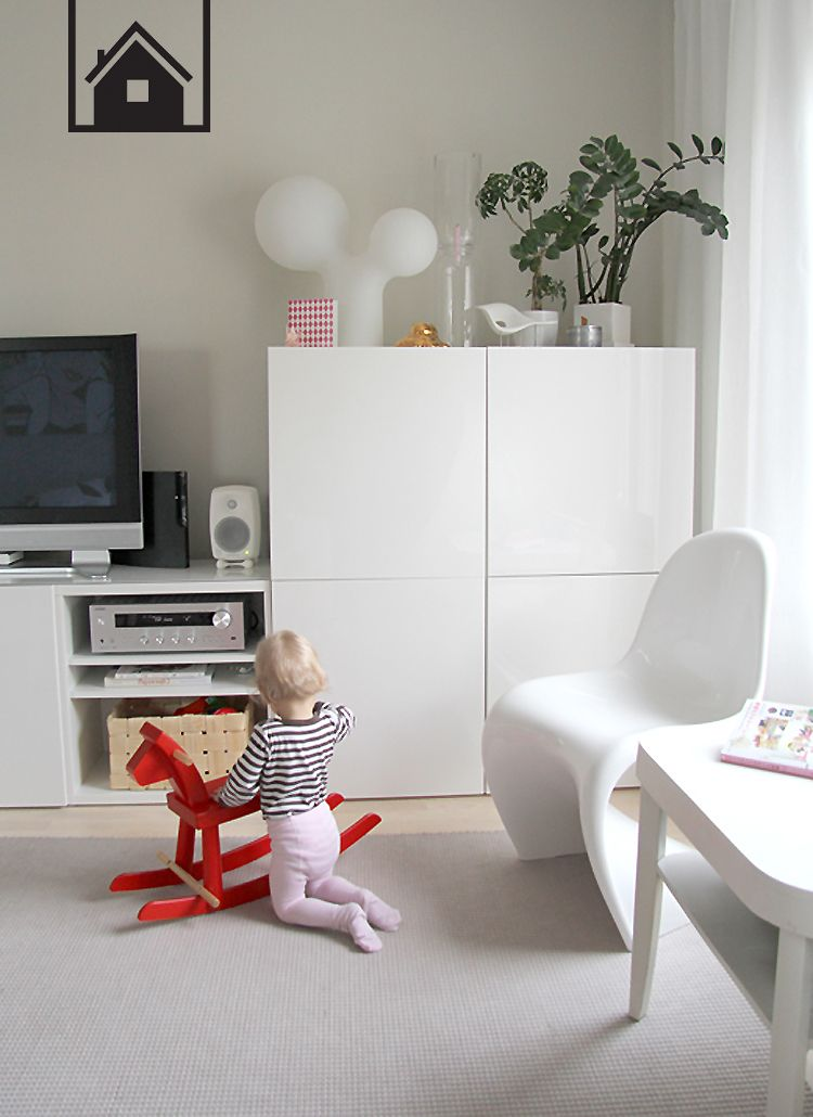 Pin by Kathryne King Brody on HOUSE new Pinterest Living rooms - Wohnzimmer Ikea Besta
