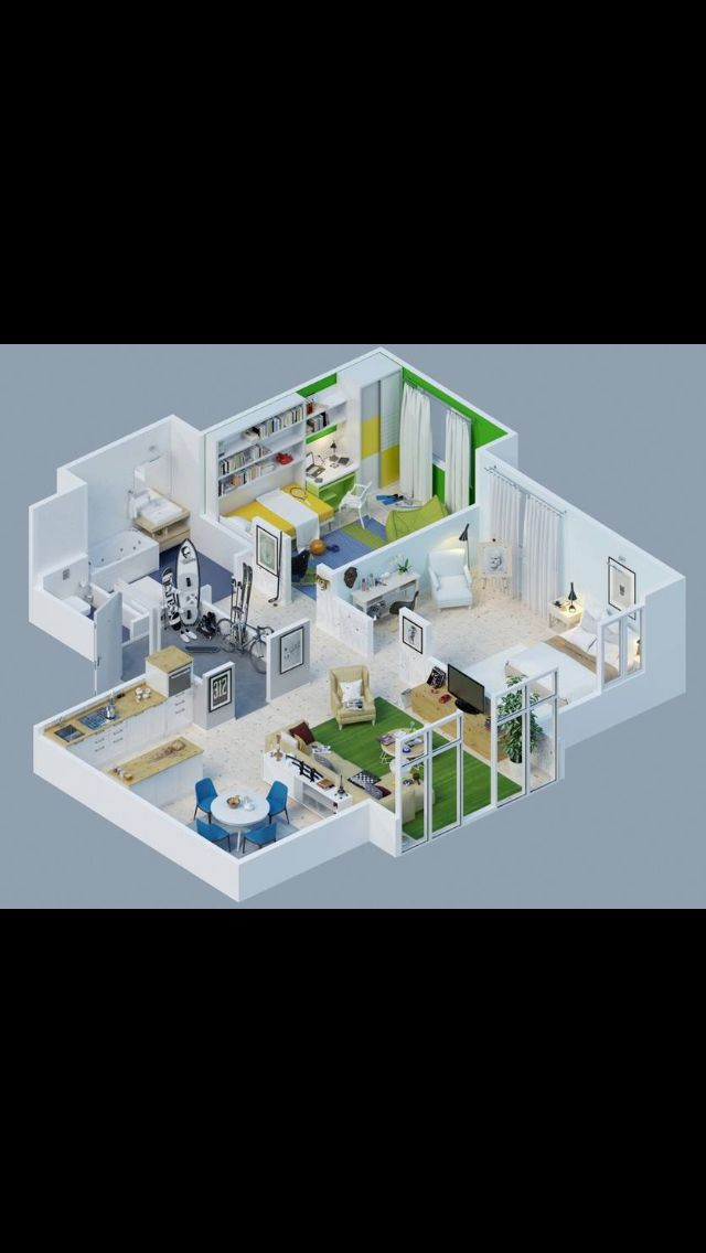2 Rooms Idea Sims Freeplay Pinterest Haus Design Grundriss