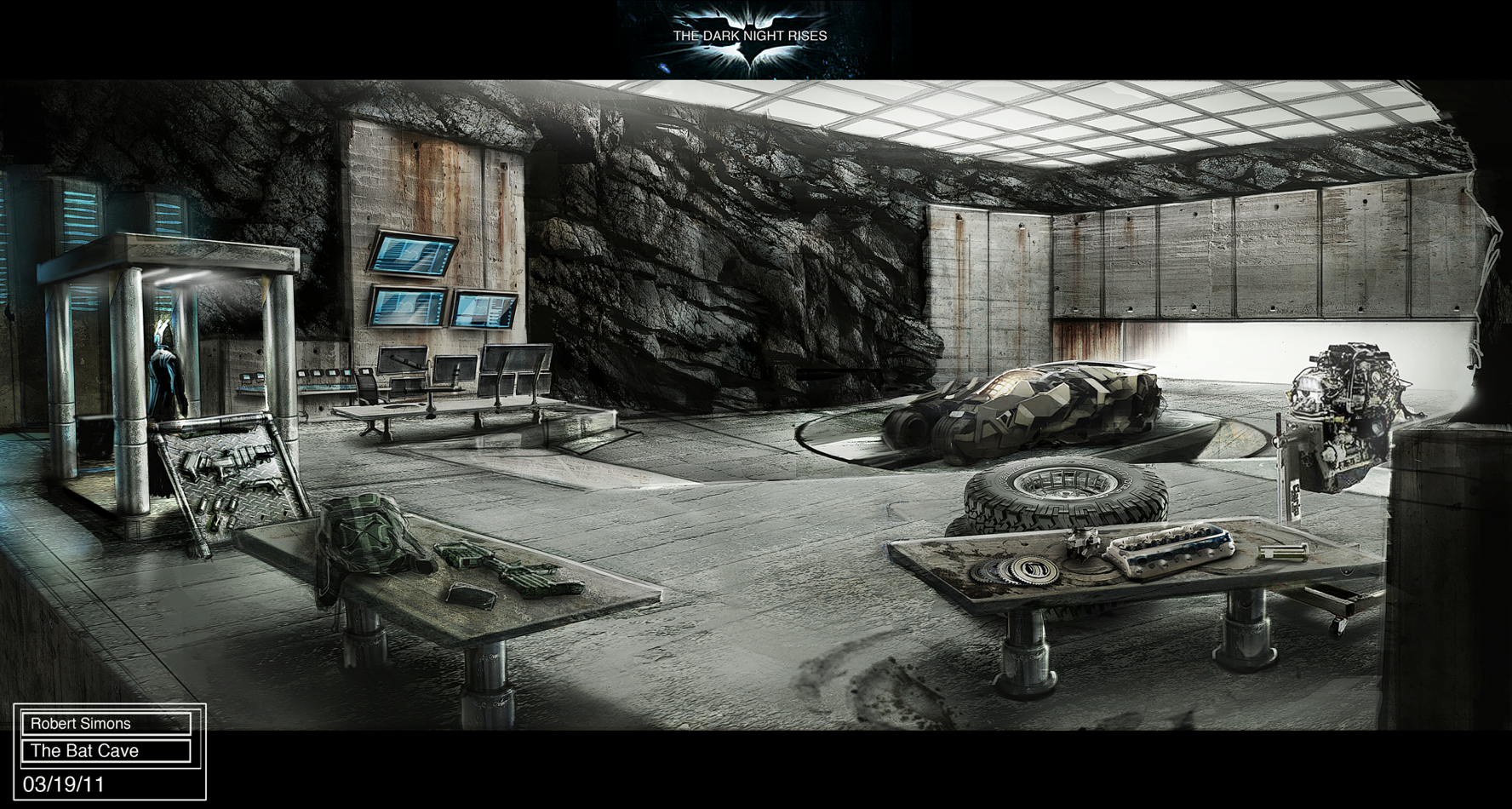 Batcave Screenshots Images And Pictures Comic Vine