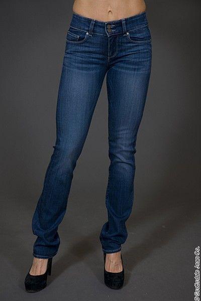 Paige Hidden Hills Straight Leg Jean $199.00 #sjc #scottsdalejeanco #springfashion #paigejeans