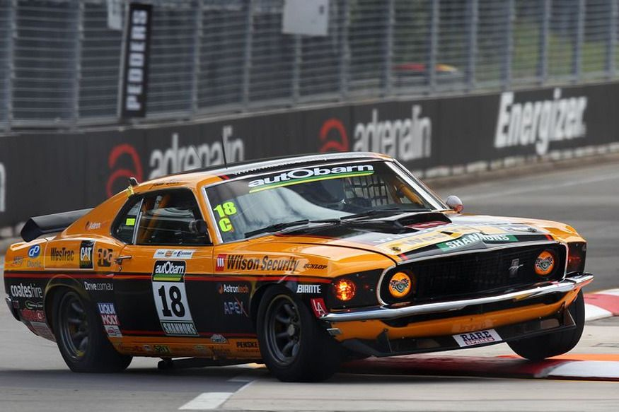 2011 Touring Car Masters John Bowe (With images) Old
