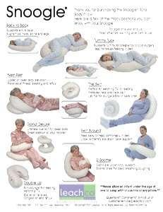 snoogle pillow cheaper than retail
