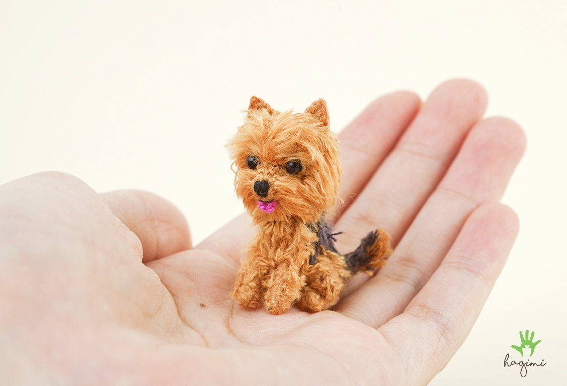 PROJECT #027: AMIGURUMI DOG WITH DIY FUR | 768x1127