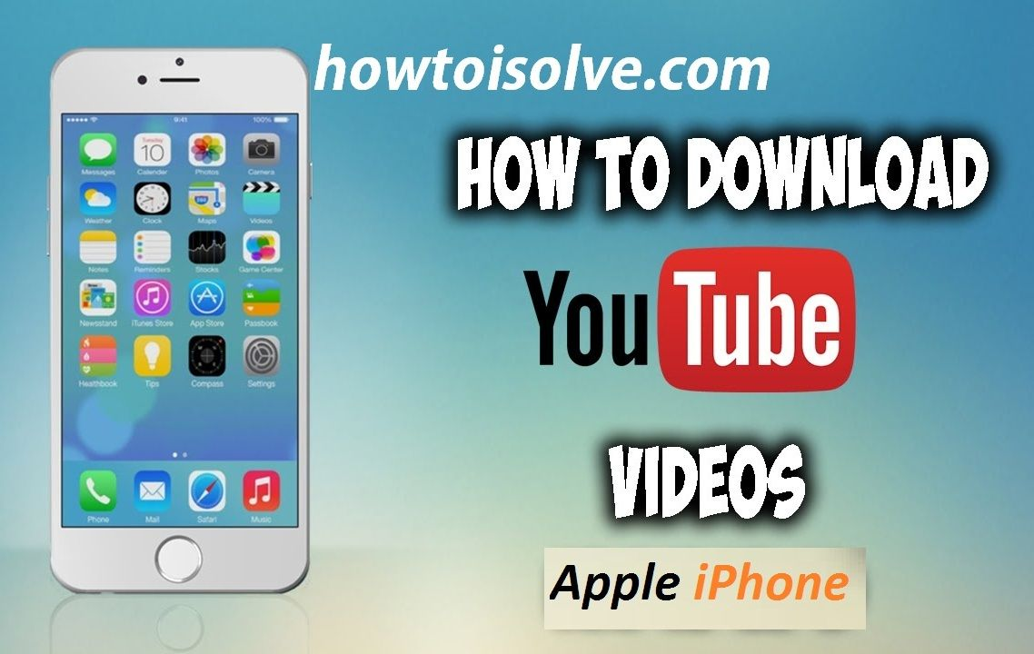 download videos from youtube ipad app