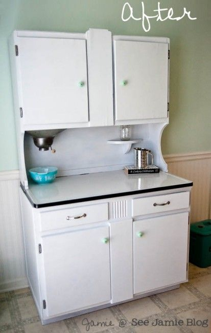 DIY Project: Sellers Cabinet Makeover   DIY~Make Overs ...