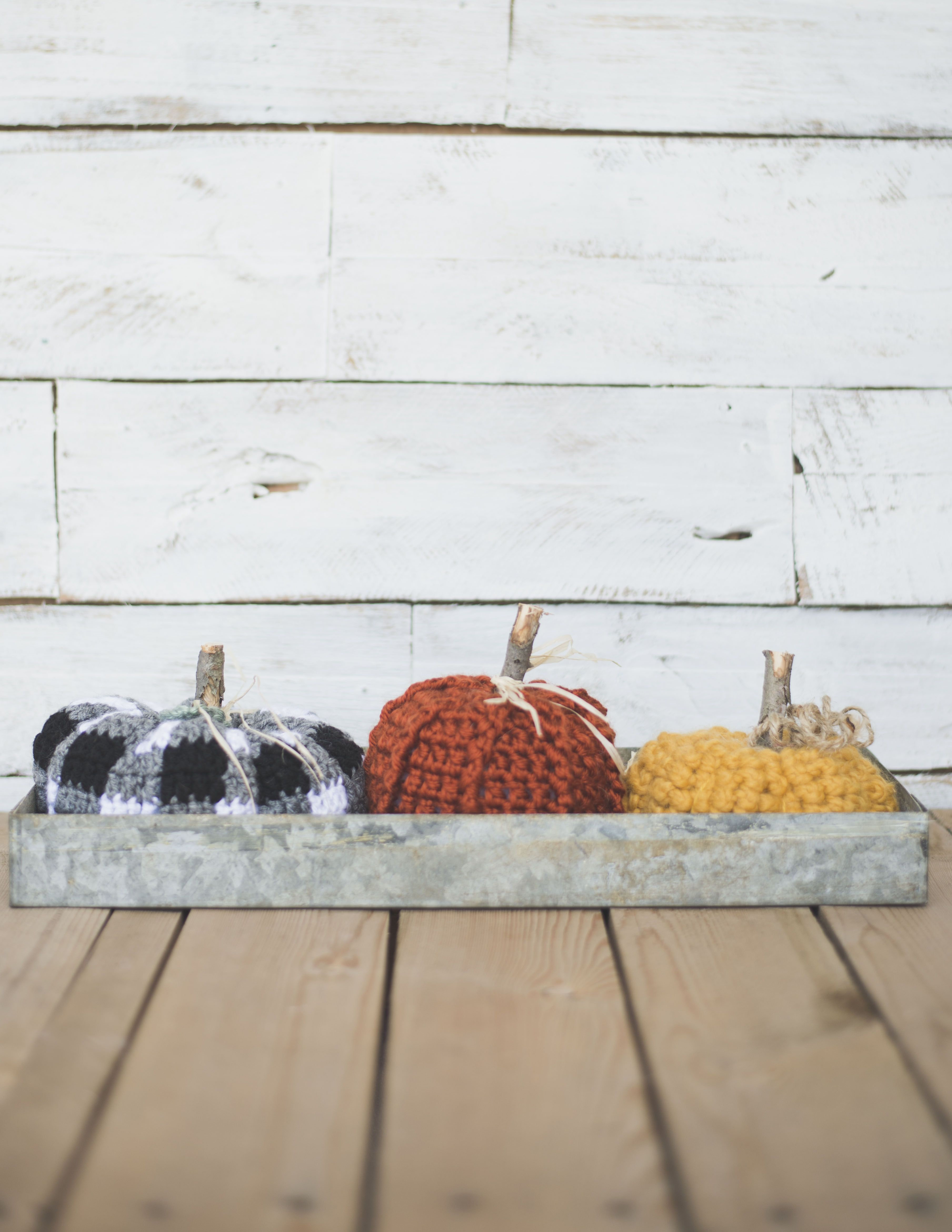 Cute & Easy Crochet Ridged Pumpkins (with Meg | Pinterest